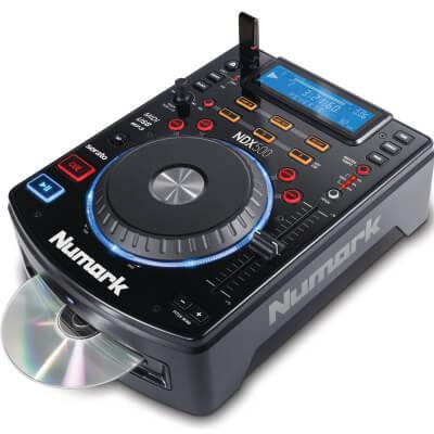 Numark NDX500 DJ CD Deck