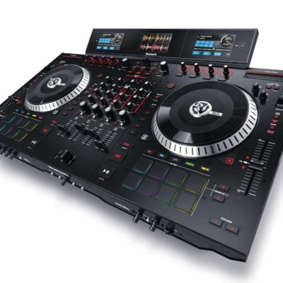 Numark NS7 III 4 Channel DJ Controller With Screens