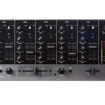 Numark C3USB 5 Channel Mixer With USB