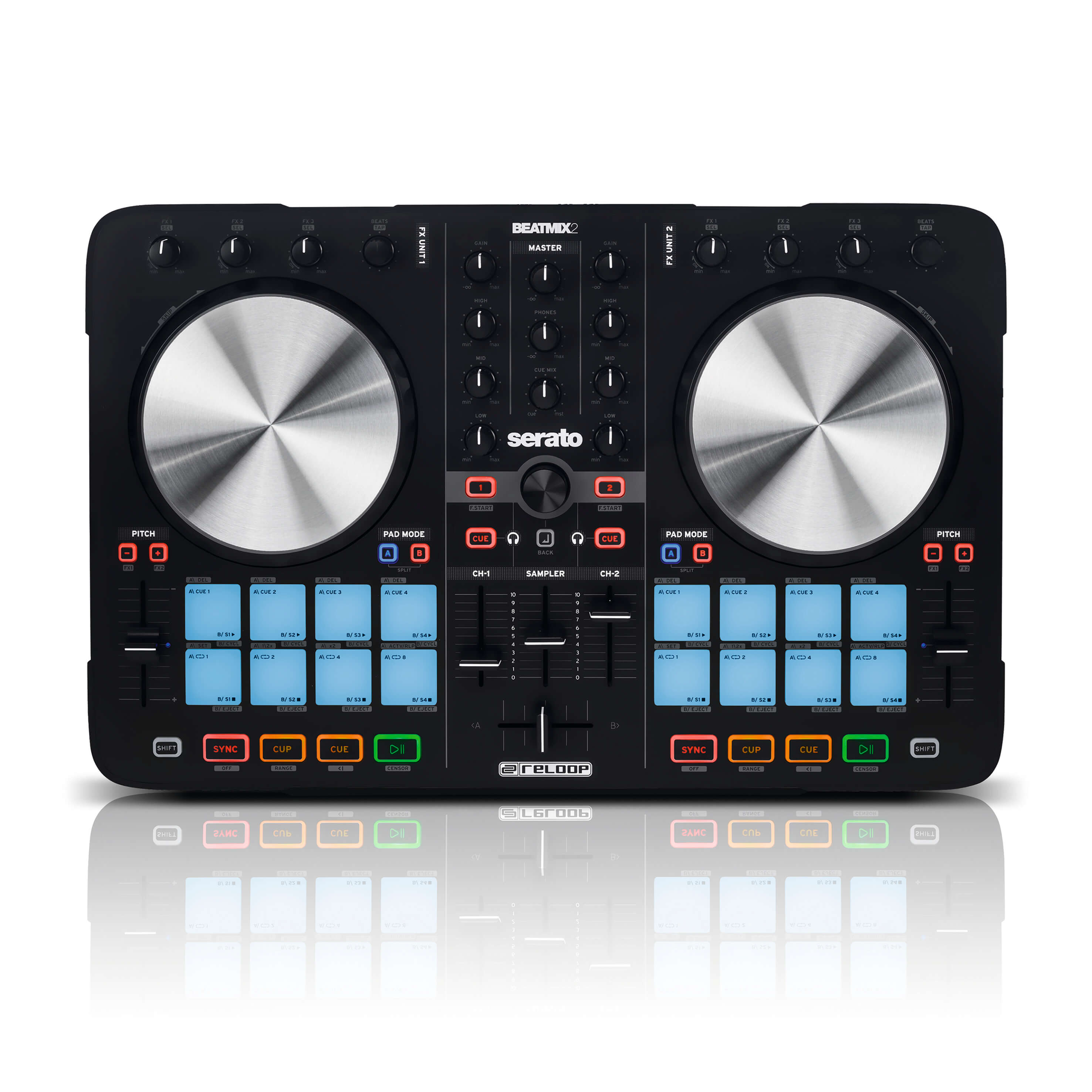Reloop Beatmix 2 2 Channel DJ Controller