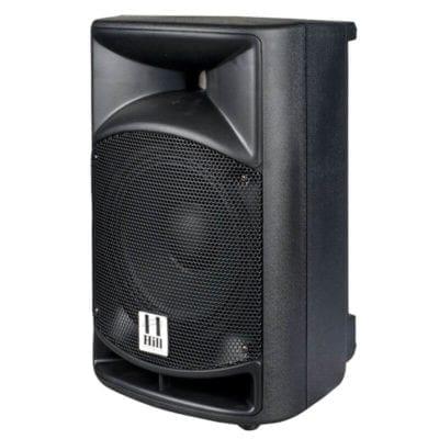Hill Audio SMA1520 15'' Active 2-Way Bi-Amplified Speaker Cabinet