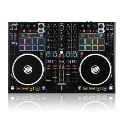Reloop Terminal Mix 8 Professional 4 Deck Performance Controller For Serato DJ