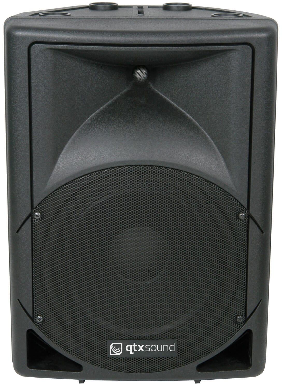 QTX Sound QS12A 178565 12 Active Moulded Speaker Cabinet