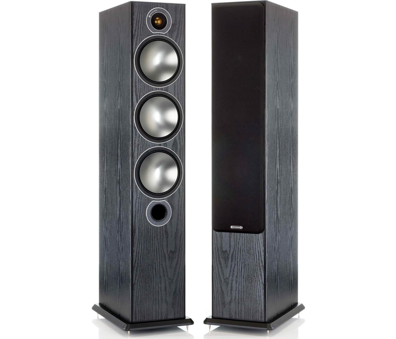 monitor audio bronze 6 full range floor standing hi fi speakers hytek electronics. Black Bedroom Furniture Sets. Home Design Ideas