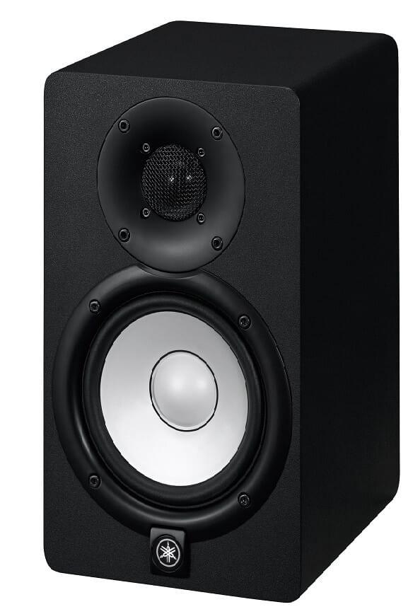yamaha hs7 2 way bass reflex bi amplified nearfield studio. Black Bedroom Furniture Sets. Home Design Ideas