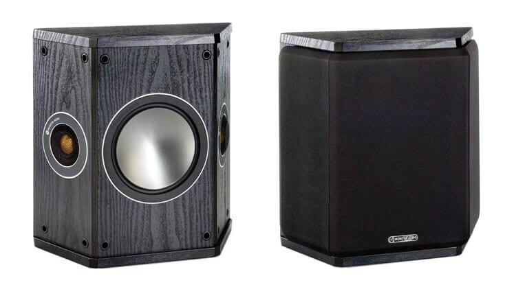 monitor audio bronze fx wall mount surround speakers hytek electronics. Black Bedroom Furniture Sets. Home Design Ideas