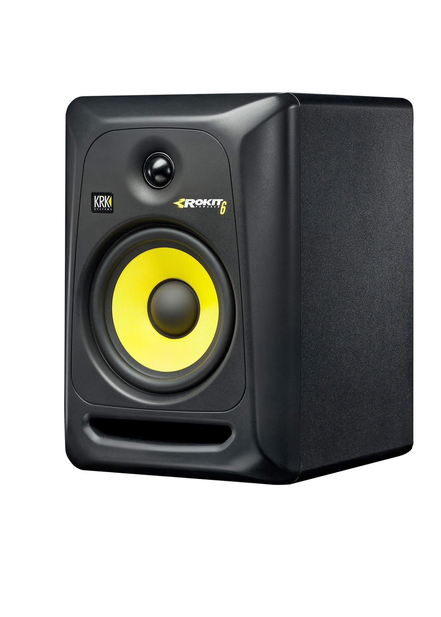 krk rokit 6 g3 active studio monitor hytek electronics. Black Bedroom Furniture Sets. Home Design Ideas