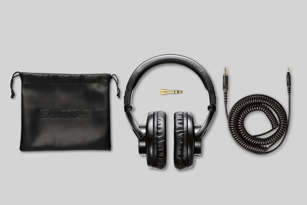 2b328f7e121 Shure SRH440 Professional Studio Headphones - HyTek Electronics