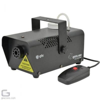QTX Smoe Machine