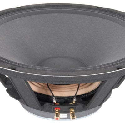18 inch, 450W RMS