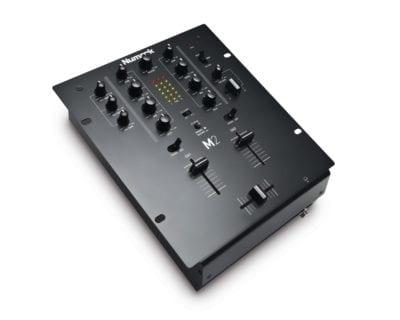 Numark M2 Two Channel DJ Scratch Mixer