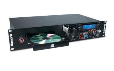 Numark MP103USB Professional USB And MP3 CD Player