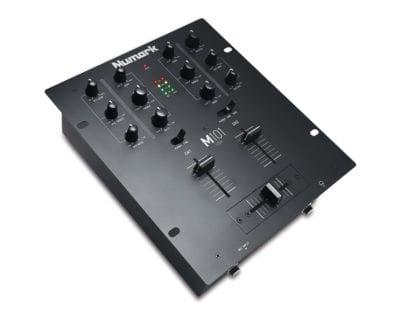 Numark M101USB 2 Channel Mixer With USB