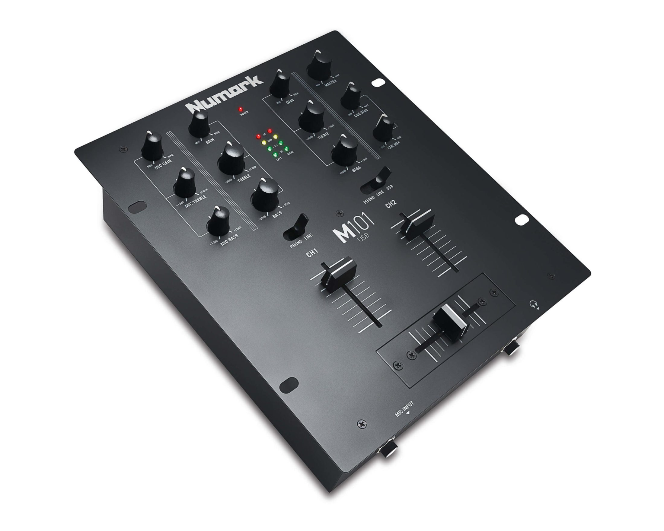 Numark M101USB 2 Channel Mixer With USB