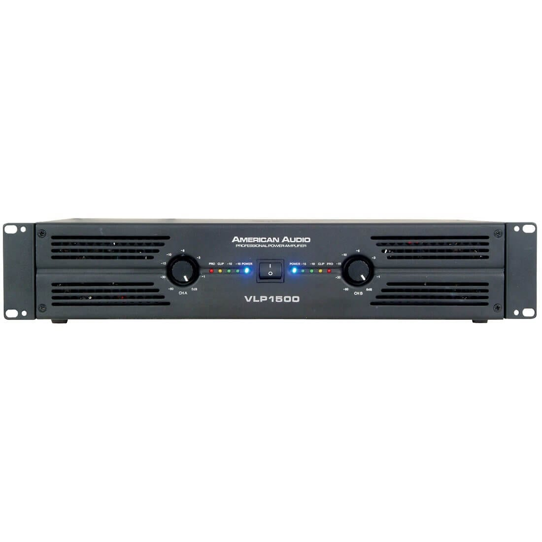 American Audio VLP1500 Power Amplifier