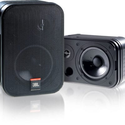 JBL CONTROL 1 PRO Two Way Professional Compact Loudspeaker System
