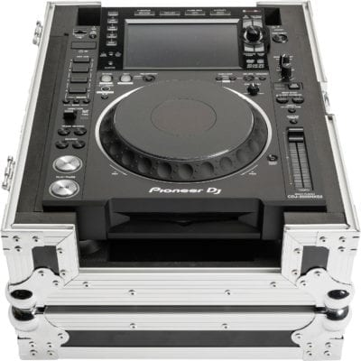 MULTI-FORMAT CASE PLAYER/MIXER